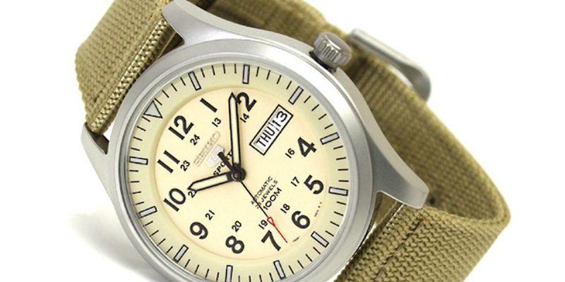 Cách chọn Đồng hồ seiko 5